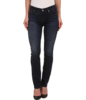 7 For All Mankind - Kimmie Straight in Slim Illusion Tried/True Blue