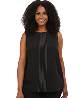 MICHAEL Michael Kors - Plus Size Sleeveless Top