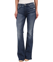 7 For All Mankind - High Waist Vintage Bootcut in Lake Blue