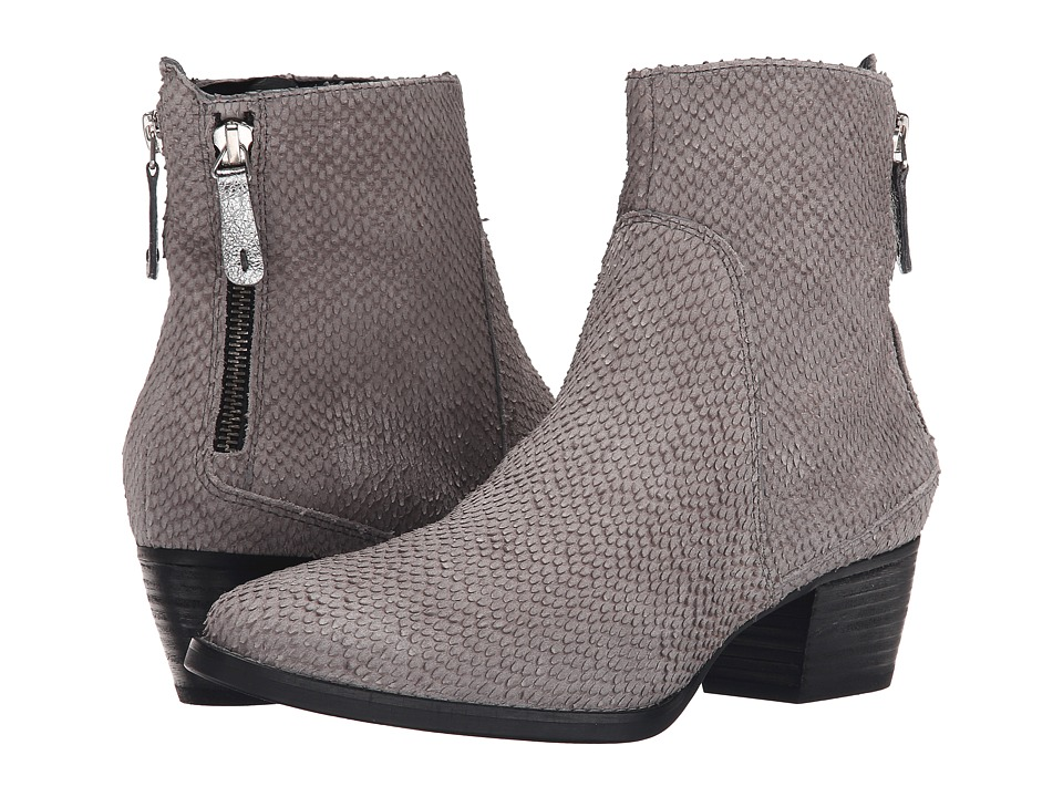 Paul Green - Dory Bootie (Grey/Silver Combo) Women