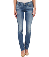 7 For All Mankind - The Modern Straight in Icicle Blue
