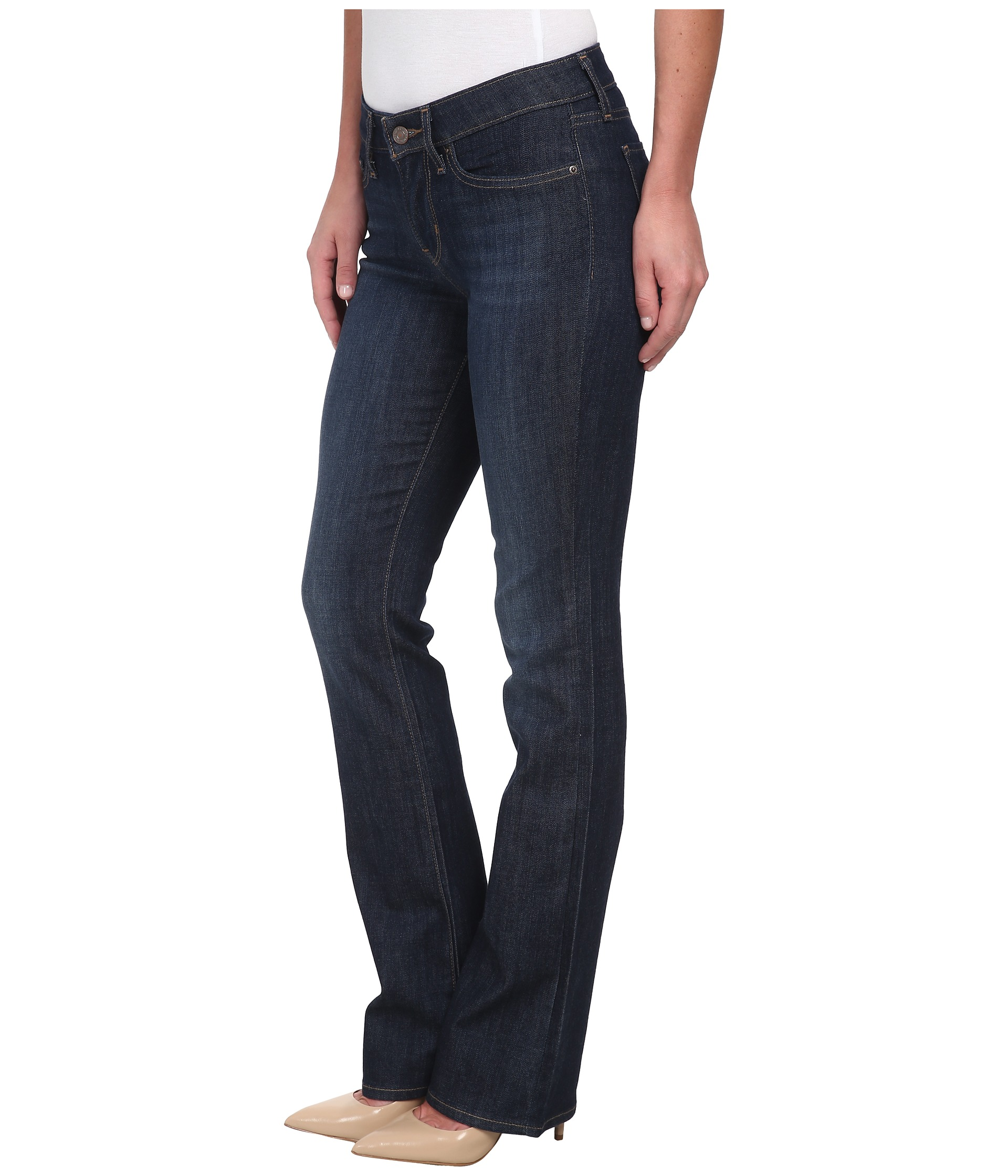 Levi's® Womens 715™ Bootcut at Zappos.com