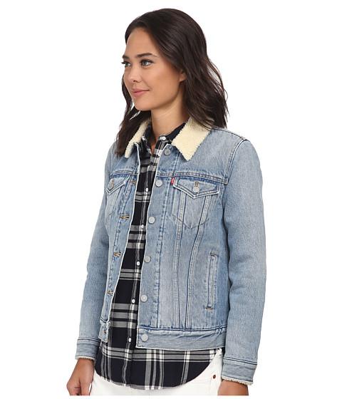 Levi's^ Womens Boyfriend Sherpa Trucker Jacket - Zappos.com Free Shipping BOTH Ways