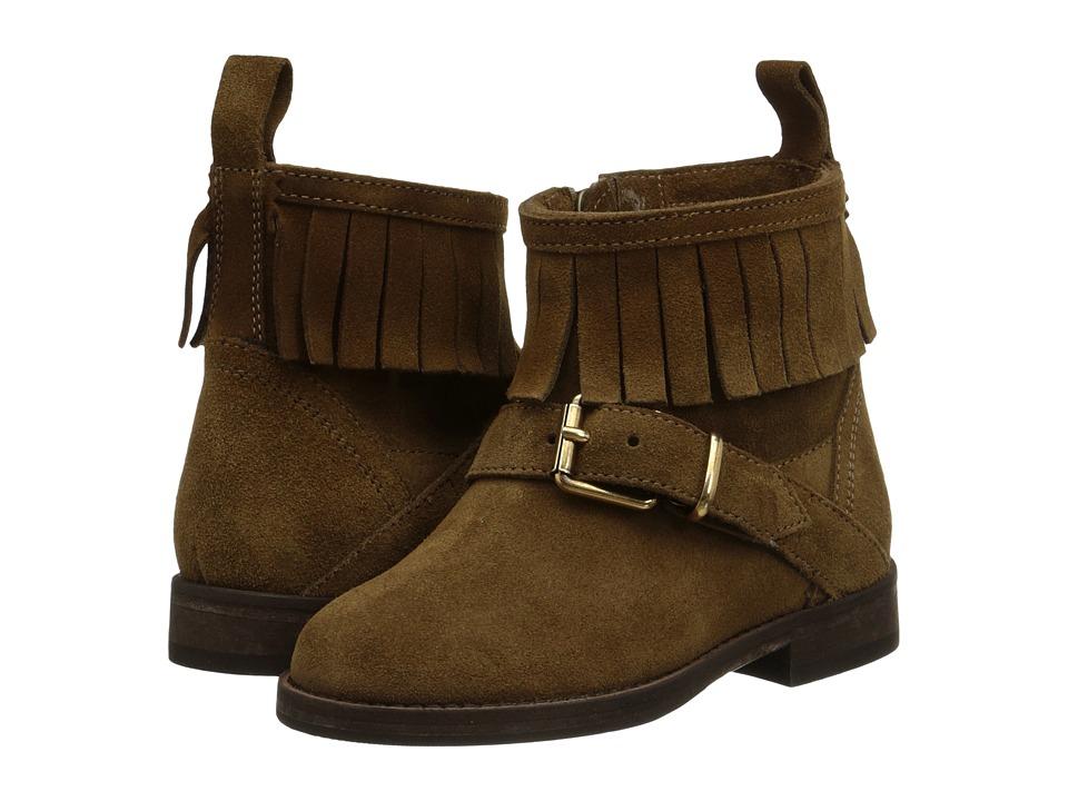 Burberry Kids I1-Mini Quarrybank (Toddler) (Light Oak Brown) Kids Shoes