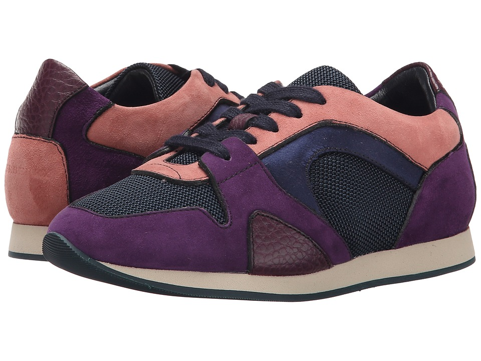 Burberry Kids K1 Mini Field Sneaker Toddler/Little Kid Berry Girls Shoes