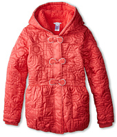 Little Marc Jacobs - Nylon Hooded Puffer (Big Kids)