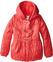 Little Marc Jacobs - Nylon Hooded Puffer (Little Kids/Big Kids)