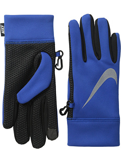 Image of Nike Kids - Therma Reflect Glove (Big Kids) (Game Royal) Extreme Cold Weather Gloves