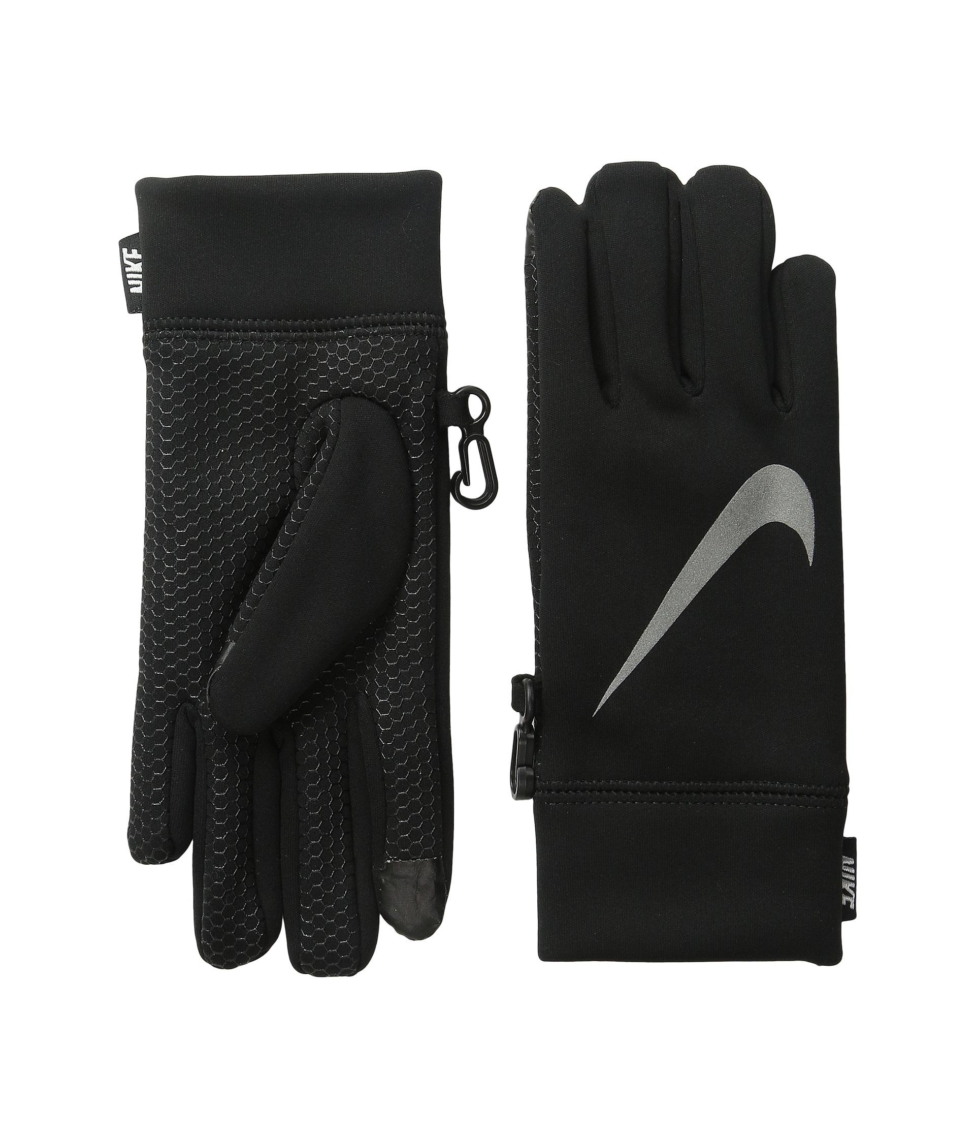 Nike Gloves Touch Screen: Nike Kids Therma Reflect Glove (Big Kids)