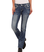 Rock and Roll Cowgirl - Rival Low Rise in Light Vintage W6-4492
