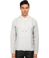 Vince - Wool Cashmere Engineered Hoodie