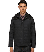 Vince - Quilted Jacket w/ Leather Piecing