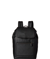 COACH - Pebbled Manhattan Backpack
