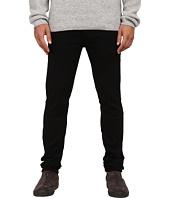 Vince - Black Moto Pintuck Jeans