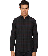 Vince - Long Sleeve Melrose Clean Placket