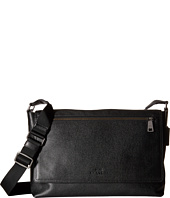 COACH - Refined Pebbled Sullivan Messenger