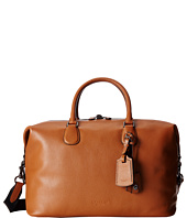 COACH - Pebbled Leather Explorer Duffel
