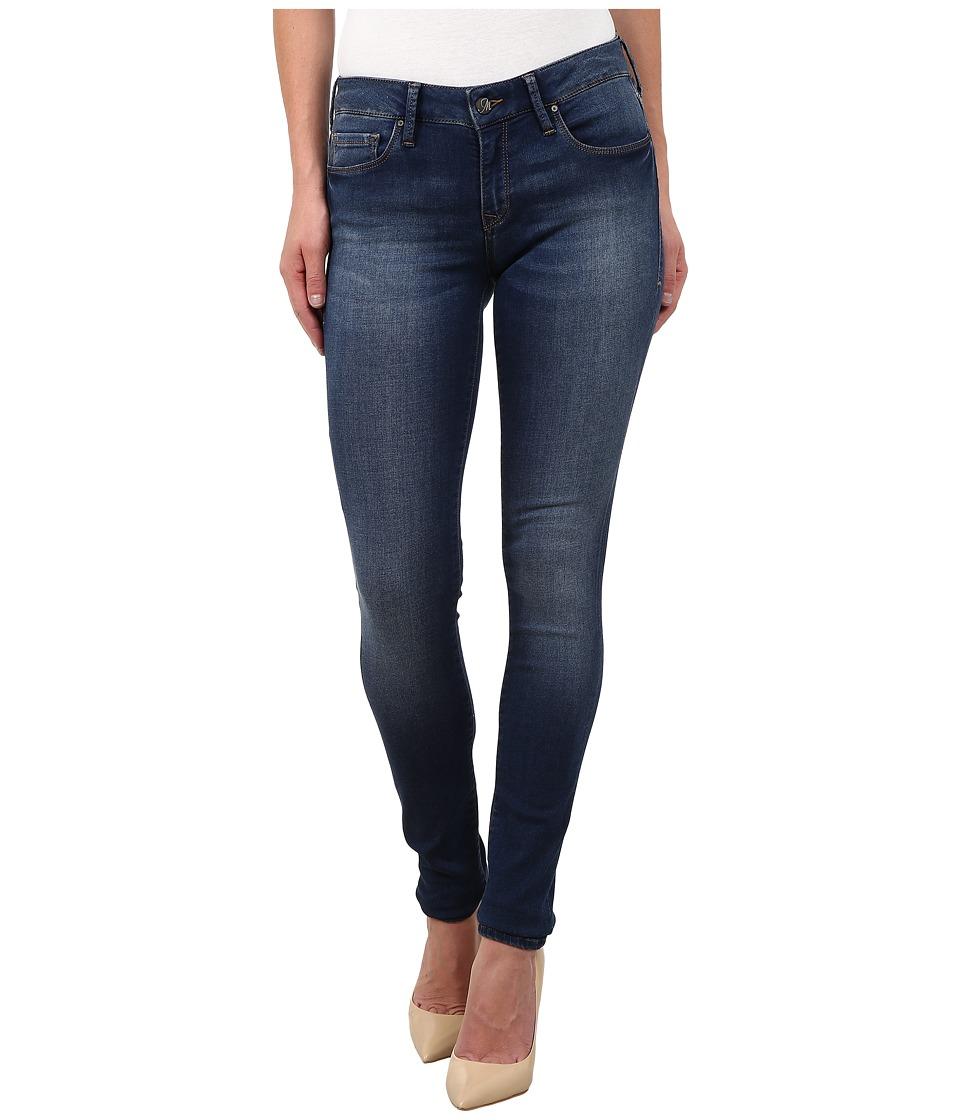 Mavi Jeans Alexa in Mid Soft Shanti Mid Soft Shanti Womens Jeans