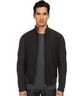 Vince - Wool Nylon Zip Front Jacket