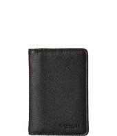 COACH - Crossgrain Card Wallet