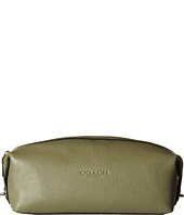COACH - Refined Pebbled Dopp Kit