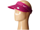 Nike Golf Big Bill Camoanimal Visor (Sport Fuchsia/Anthracite/White)