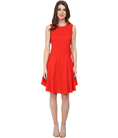 Donna Morgan - Sleeveless Charmeuse Flippy Skirt Dress