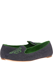 Johnston & Murphy - Riley Embroidered Slipper