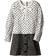 Dolce & Gabbana Kids - City Long Sleeve Dress (Toddler/Little Kids)