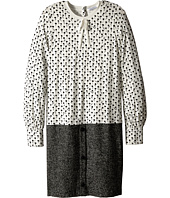 Dolce & Gabbana Kids - City Long Sleeve Dress (Big Kids)