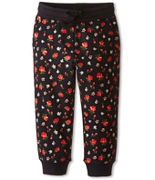Dolce & Gabbana Kids - Back to School Floral Sweatpants (Toddler/Little Kids)