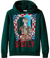 Dolce & Gabbana Kids - Sicily Pullover Hoodie (Big Kids)