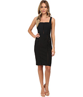 Nicole Miller - Alaiya Square Neck Cocktail Dress