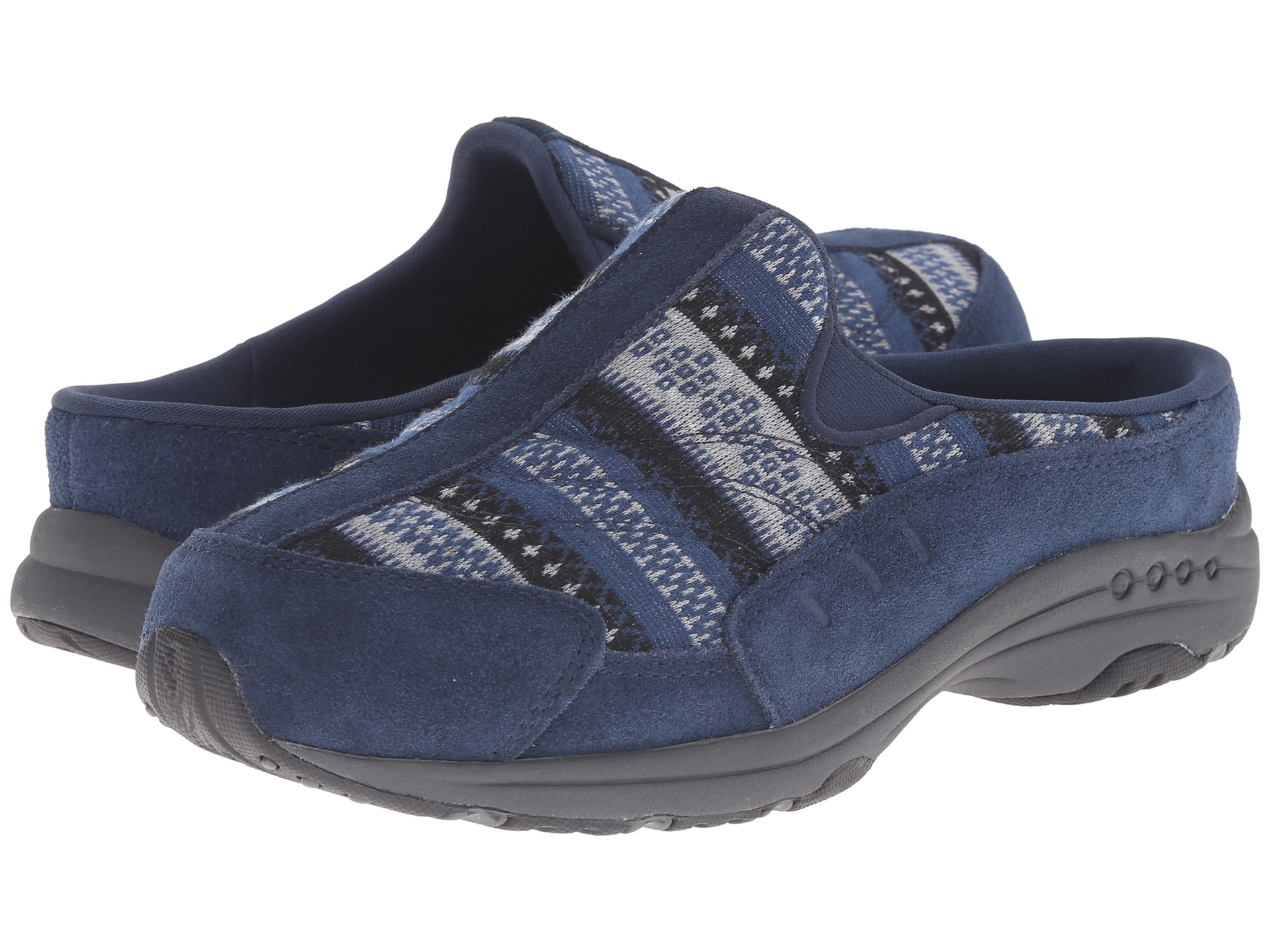 easy spirit traveltime Easy spirit is all about the luxury of being comfortable this brand works with a live to the fullest mantra and delivers footwear with advanced technology, updated classic styling and beautiful materials that are perfect for work, weekend or work-out.