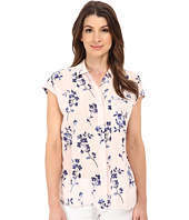 Rebecca Taylor - Sleeveless Wisteria Floral Top