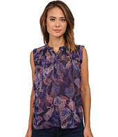 Rebecca Taylor - Sleeveless Garden Clip Top