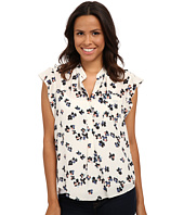 Rebecca Taylor - Sleeveless Pinwheel Posey Top
