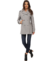 Vince Camuto - Double Breasted Military Wool J8001