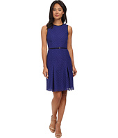 Calvin Klein - Fit & Flare Lace Dress