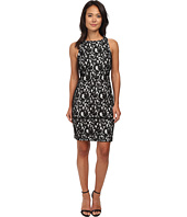 Calvin Klein - Lace Sheath Dress