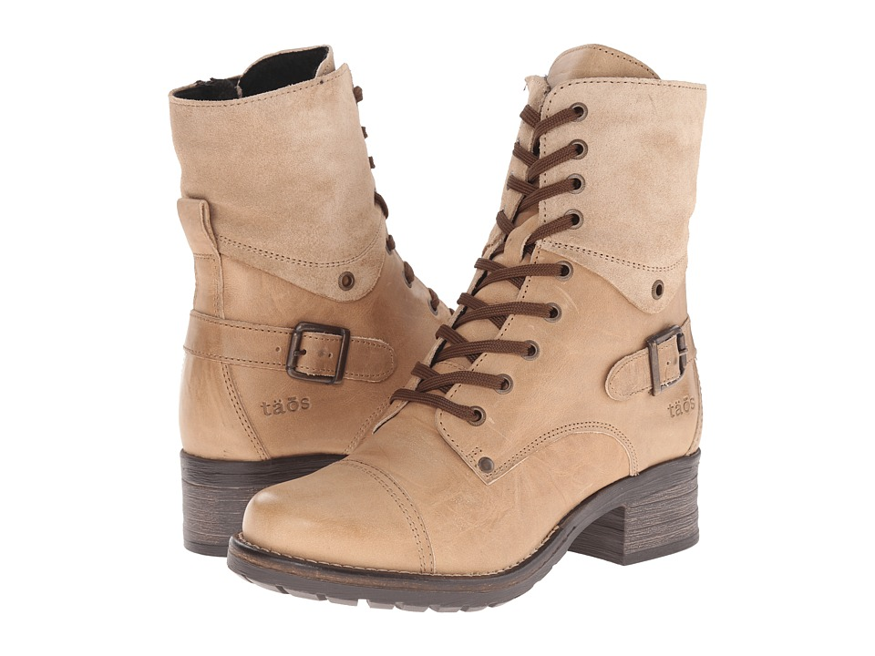 Taos Footwear Crave (Wheat) Women