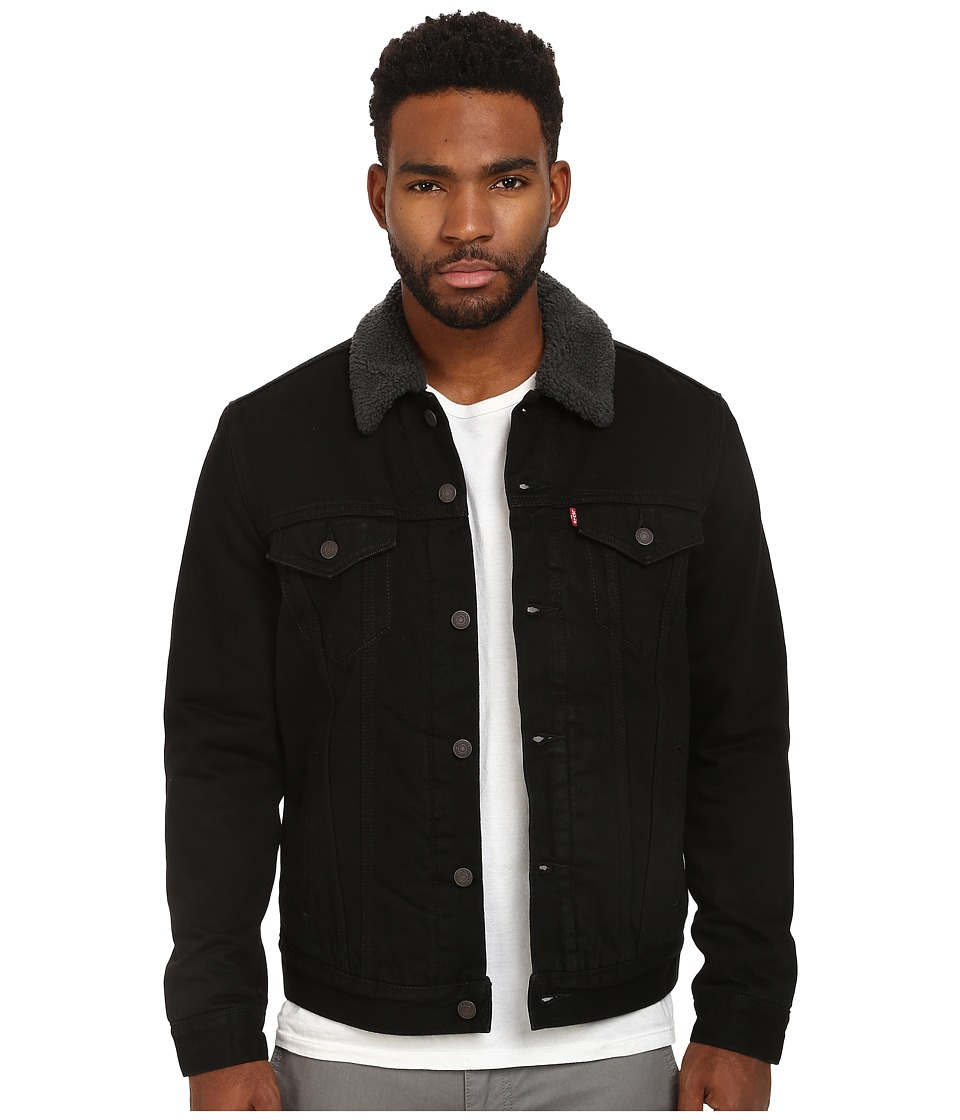 Levis(r) Mens - Sherpa Trucker Jacket (Duvall) Mens Coat