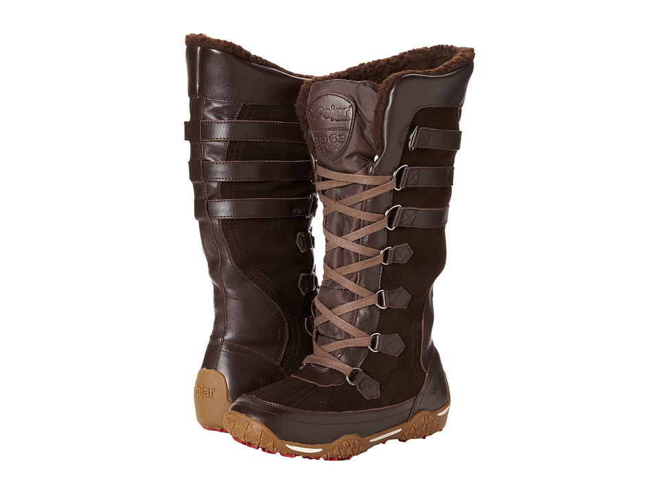 Pajar CANADA Aventure Dark Brown Womens Boots
