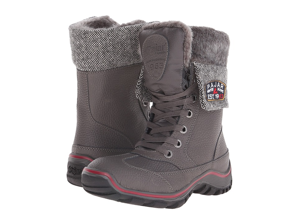 Pajar CANADA Alice Grey Womens Hiking Boots