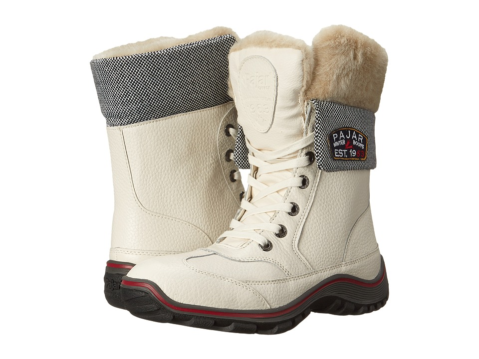 Pajar CANADA Alice White Womens Hiking Boots