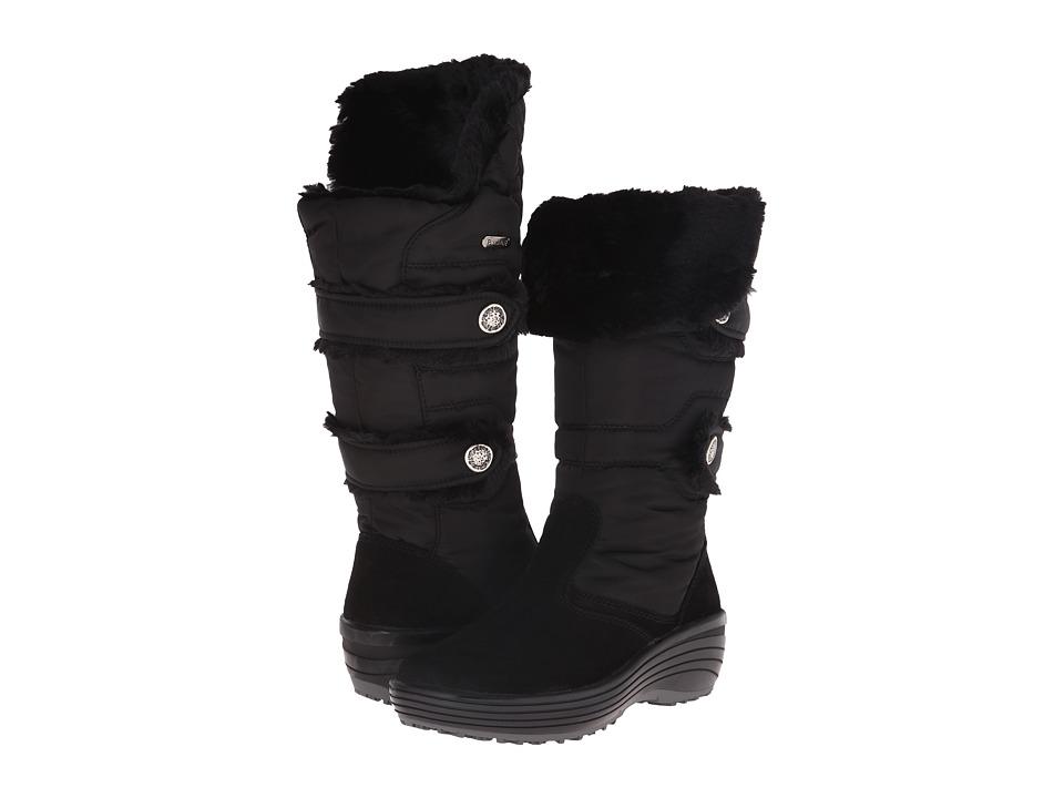 Pajar CANADA Chloe Black Womens Boots