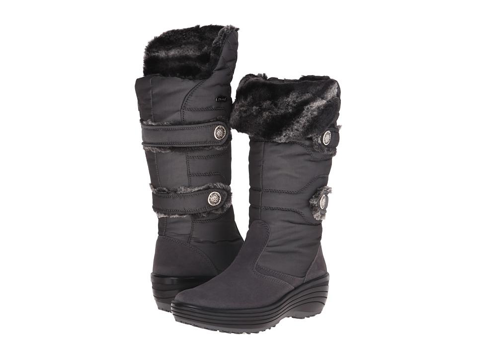 Pajar CANADA Chloe Charcoal Womens Boots