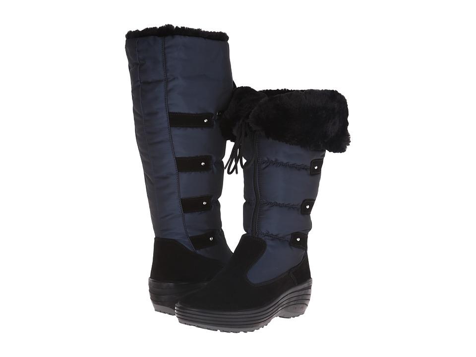 Pajar CANADA Mia Navy Womens Boots
