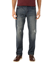 UNIONBAY - Darwin Straight Five-Pocket Jeans in Weathered Dakota