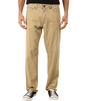 UNIONBAY - Shay Stretch Five-Pocket Straight Jeans in Grain